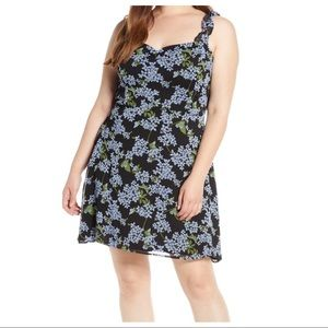 Nordstrom Dresses - All in favor floral mini dress
